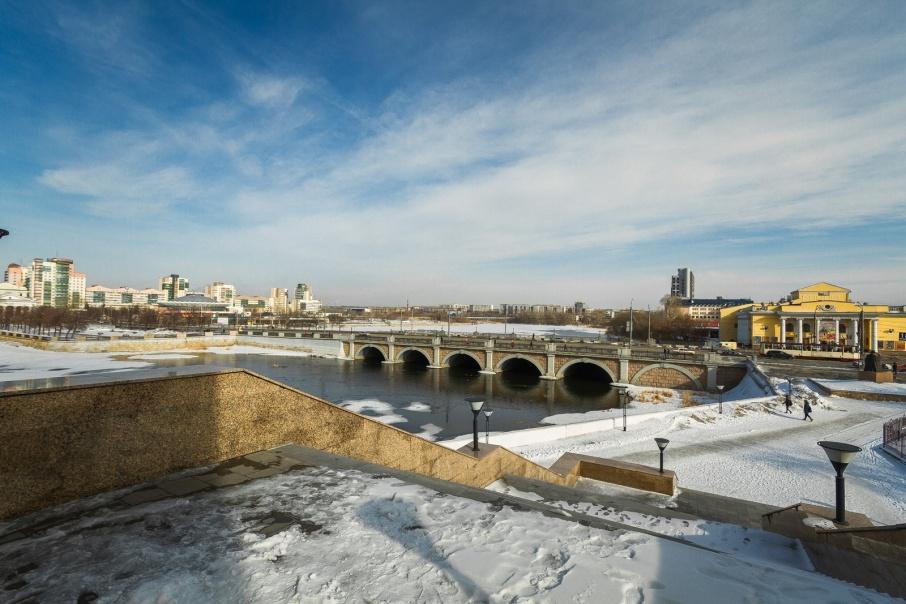 К 2020 году в Челябинске благоустроят набережную реки Миасс