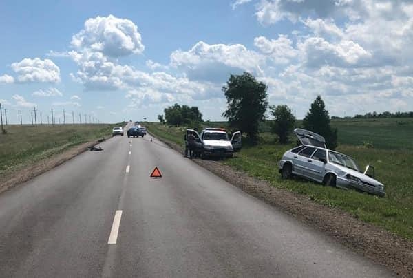 Внезапно выехал на проезжую часть: в Башкирии ВАЗ-2114 сбил десятиклассника