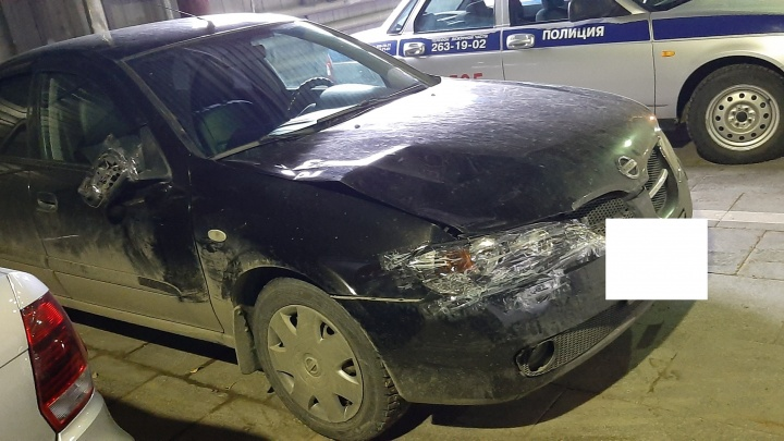 Уехал, потому что испугался: ГИБДД нашла водителя Nissan, который насмерть сбил человека на Проезжей