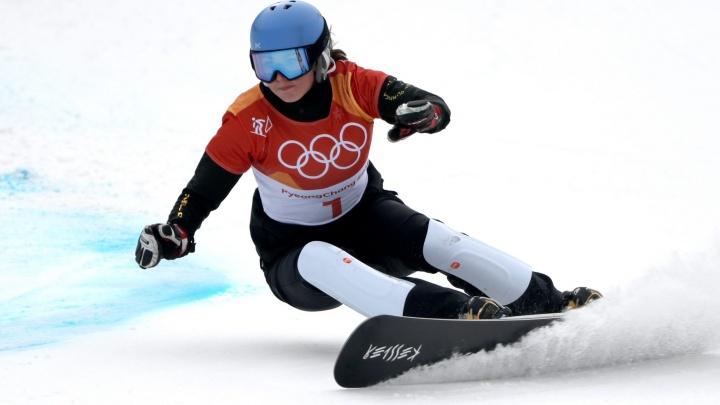 Уроженка Новосибирска упала в финальном заезде Олимпиады