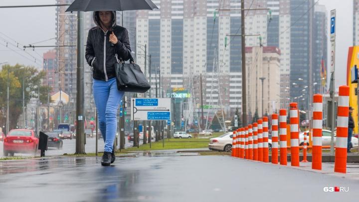 «Это аномалия»: ноябрьская погода побила рекорды в Самарской области