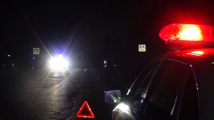 Под Асбестом женщина на «двенадцатой» насмерть сбила велосипедиста, который лежал на дороге