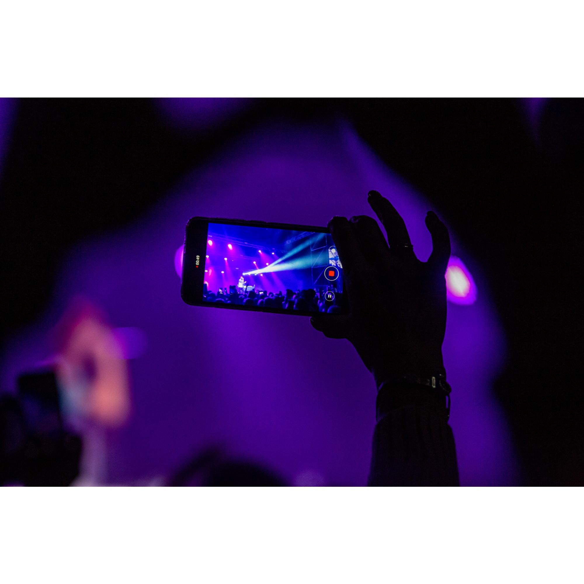 Концерт белорусского рэпера состоялся 12 октября в Экспоцентре