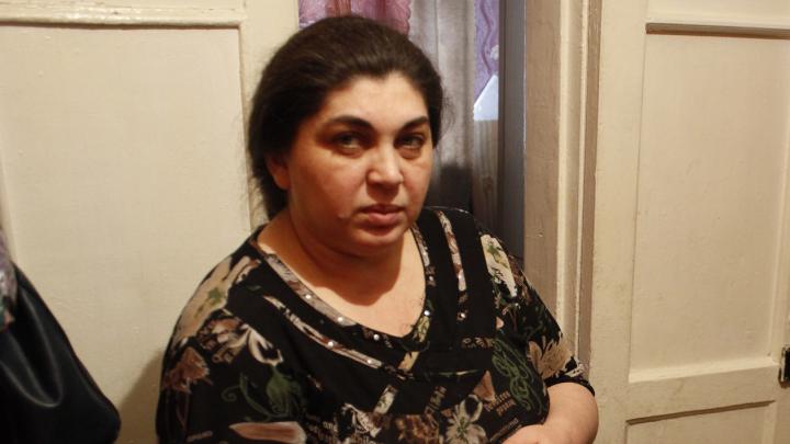 Вдова погибшего при обрушении цеха рабочего:«Я сама умерла сразу»