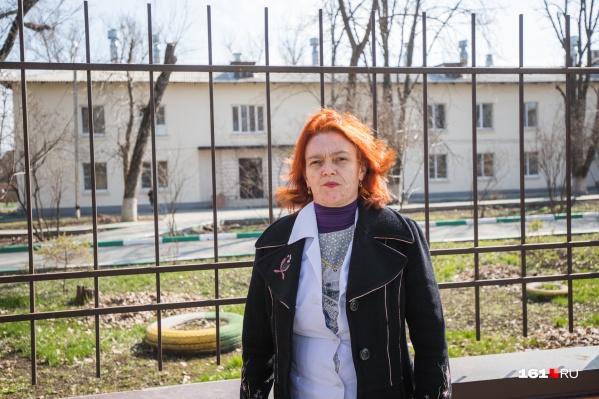 Галина Наумова работала в тубдиспансере 2,5 года