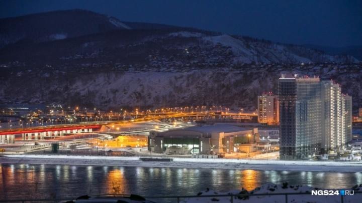 Завтра уже весна: три месяца зимы в Красноярске в 15 фото