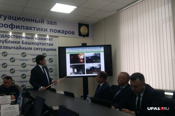 Руководитель госкомитета РБ по ЧС Фарит Гумеров уверен, что пожарные извещатели должны стать такой же обыденностью, как мобильники