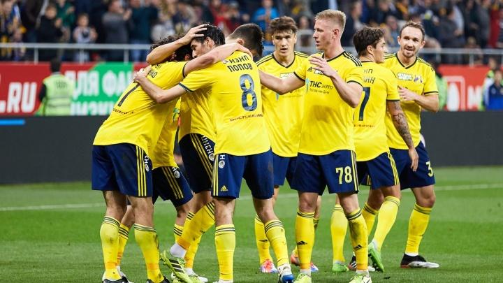 Футболист «Ростова» попал в число лучших игроков Европы