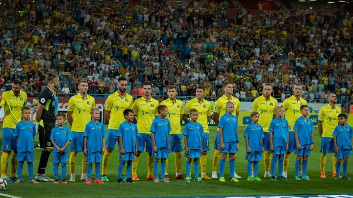 Часть акций ФК «Ростов» выкупила компания, близкая к президенту клуба
