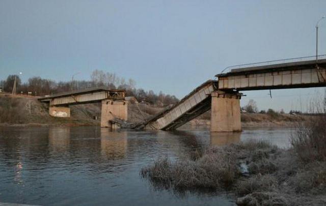 Капитальный мост через Вагу начнут строить в 2019 году