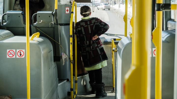 Пермяки помогли пассажиру, которому стало плохо в автобусе № 19