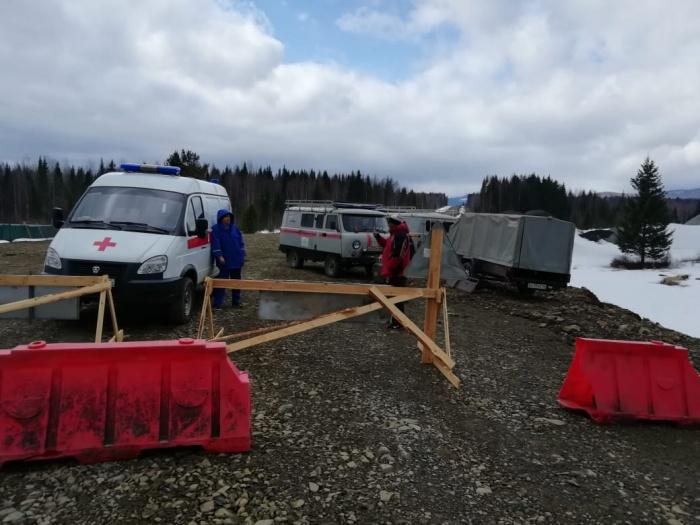 Группа туристов не зарегистрировала маршрут в МЧС