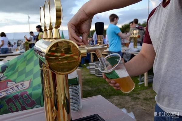 Деньги с продажи пива пойдут на зарплаты сотрудникам городских бань