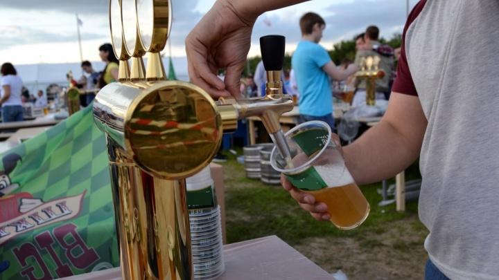 На закупку пива потратят деньги из бюджета Омска