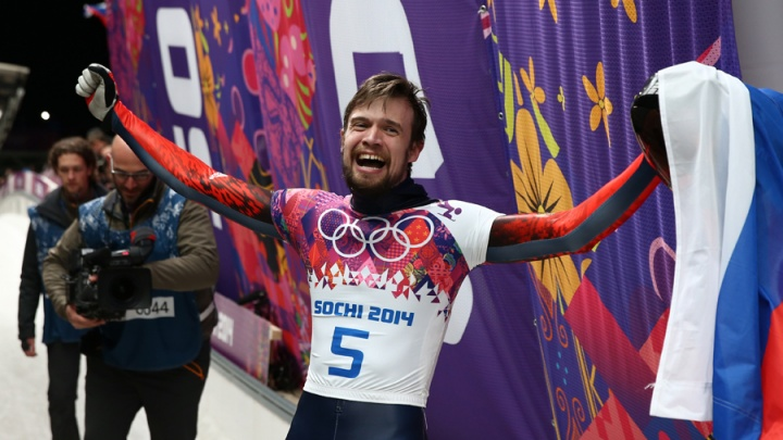 Красноярского скелетониста Третьякова обвинили в употреблении допинга и забрали олимпийское золото
