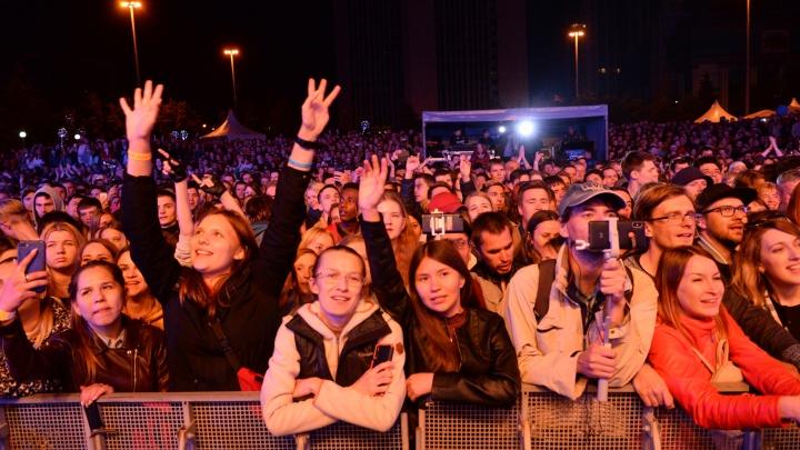 «В какие-то моменты становилось страшно от толпы»: екатеринбуржцы — о прошедшей «Ночи Музыки»