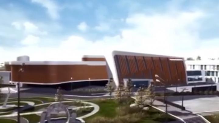 В Нижнем Новгороде построят крупнейший в области образовательный центр на 4,5 тысячи школьников