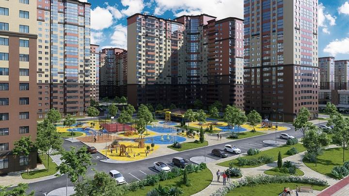 Застройщик объявил о старте продаж нового дома в экорайоне «Вересаево»