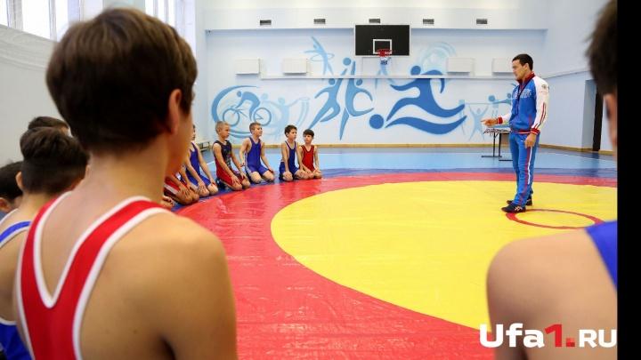 Юные уфимские спортсмены отправятся на Международные детские игры