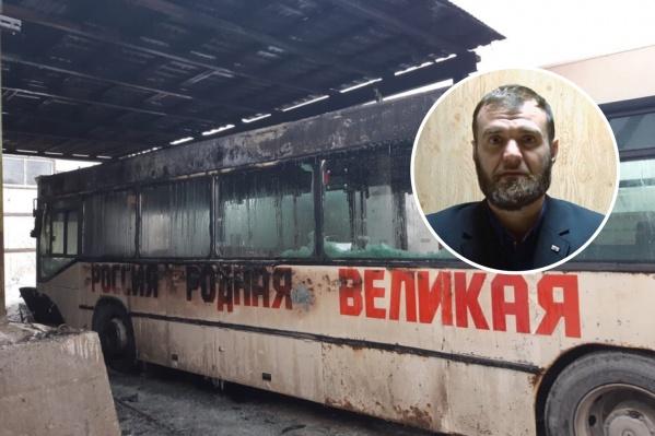 Константин Камбур надеется на помощь президента и губернатора Пермского края