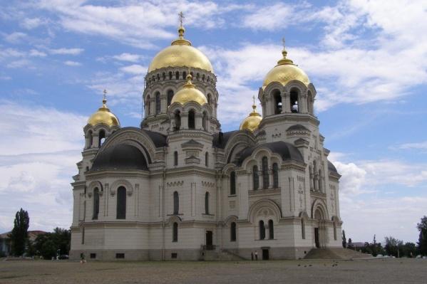 Новочеркасский Вознесенский собор является вторым патриаршим собором в России