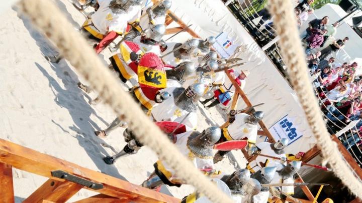 В Экспоцентре пройдет чемпионат по историческому средневековому бою
