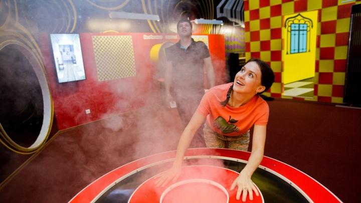 Удивить ребенка: красноярский парк чудес приглашает на каникулы