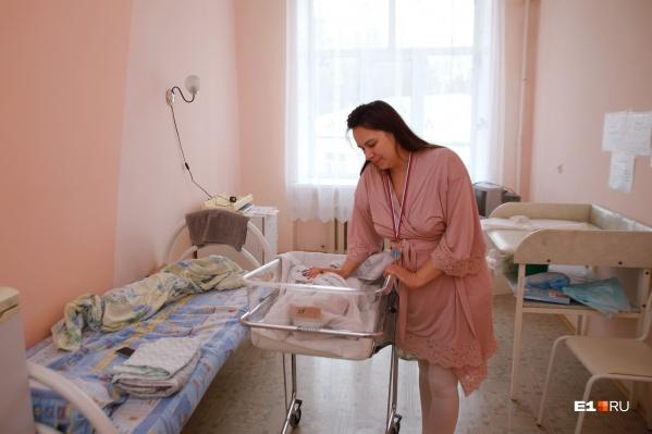 В Свердловской области показатели эффективности ЭКО в среднем составляют 29–30%