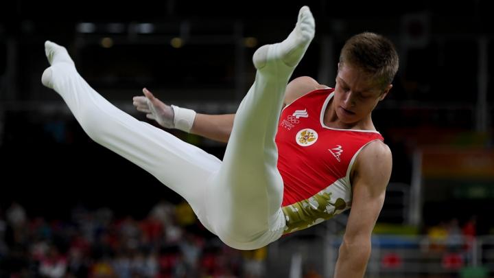 Новосибирский гимнаст выиграл бронзу Универсиады в Неаполе