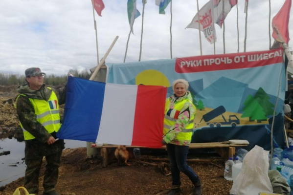Андрей Савичев имеет французское гражданство