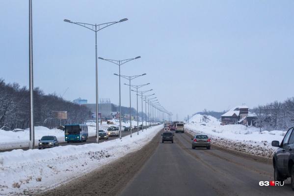 Новую дорогу автомобилистам придётся ждать несколько лет