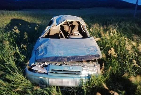 Пассажир погиб в реанимации: на сельской дороге в Башкирии произошла смертельная авария