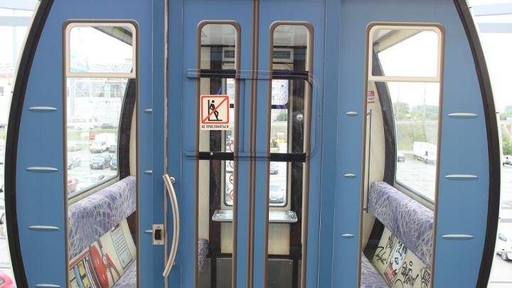 В Челябинске запустили первый вагон метро
