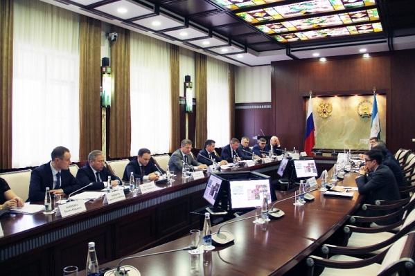 Хабиров возмутился тем что крупное предприятие простаивает