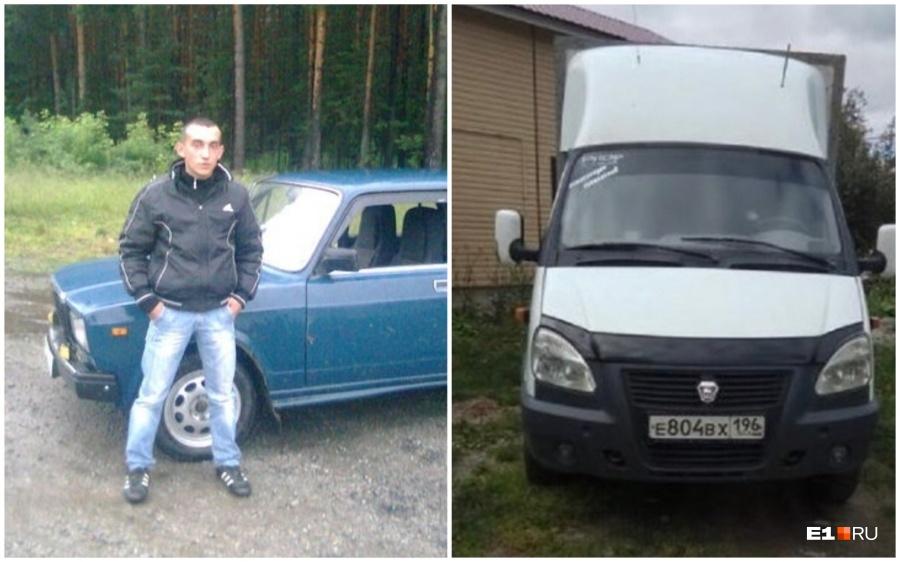 26-летний предприниматель Максим Шмелев из Березовского был убит клиентами, заказавшими перевозку мебели