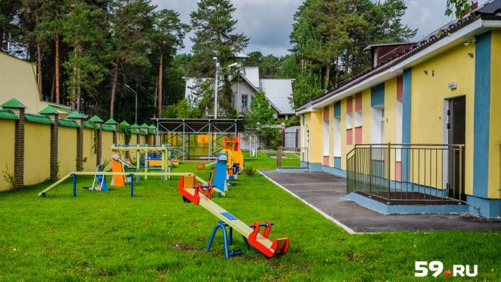 Красивый и современный: в Перми после капитального ремонта открыли детский сад