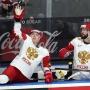Россияне обыграли швейцарцев на ЧМ по хоккею, забросив по шайбе в каждом периоде