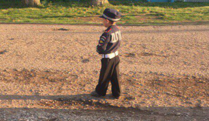 На башкирских дорогах появился мини-дорожный полицейский