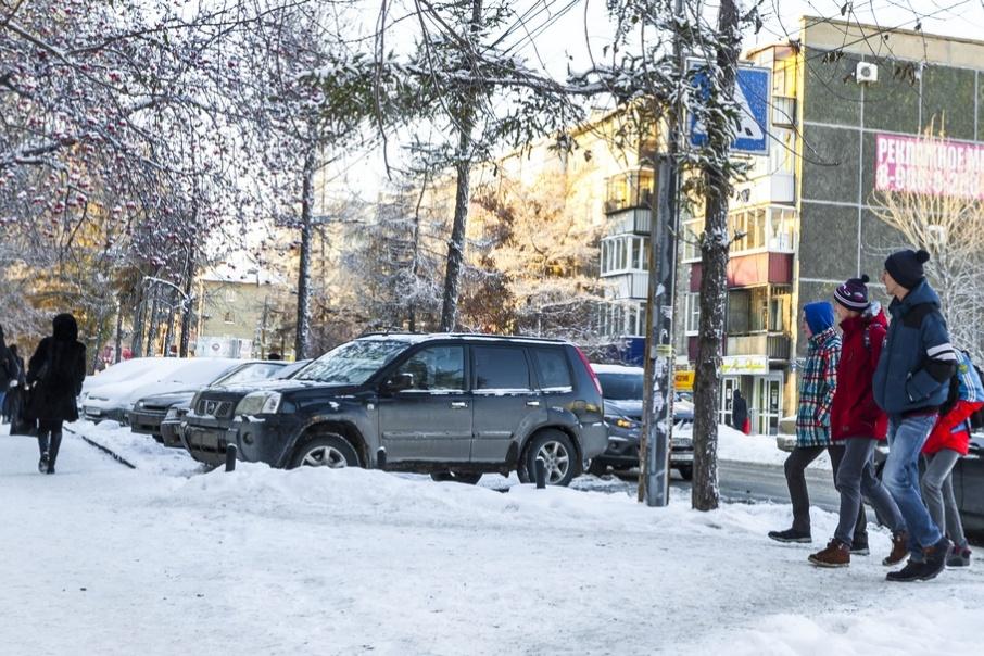Холодная погода подарила школьникам очередной внеплановый выходной