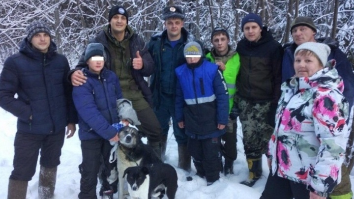 Мальчики, которых нашли в лесу под Кушвой, получили обморожения первой и второй степени