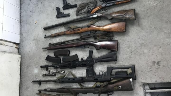 Жители Ростовской области принесли в полицию 25 килограммов взрывчатки