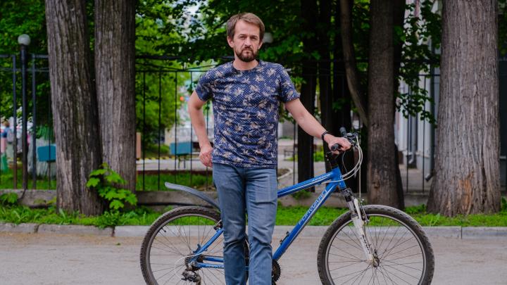 Внезапные пермские велодорожки и круговорот ненависти. Колонка велосипедиста