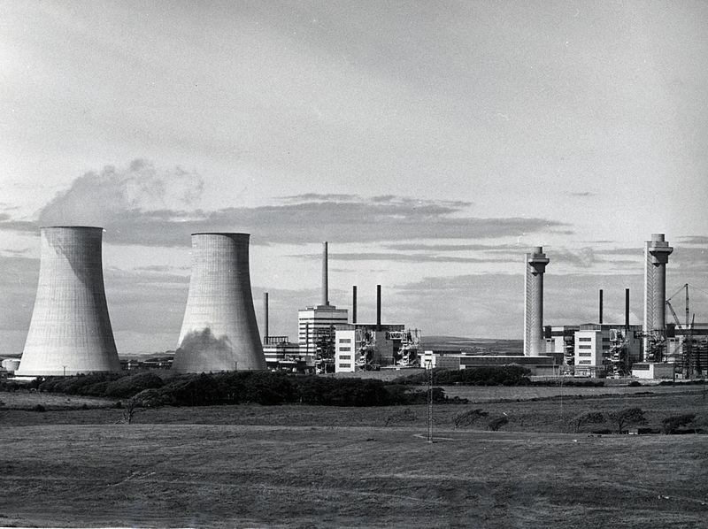 Ядерное производство в Виндскейле близ города Селлафилд по функционалу было близко к ПО «Маяк» и с середины 50-х сбрасывало радиоактивные отходы в открытый водоем