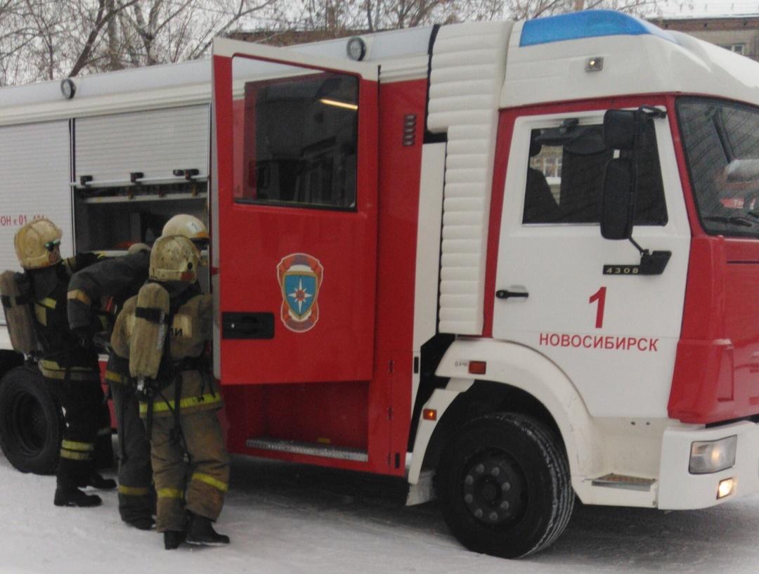 Пожарные быстро справились с огнём, но в нём всё равно погиб человек