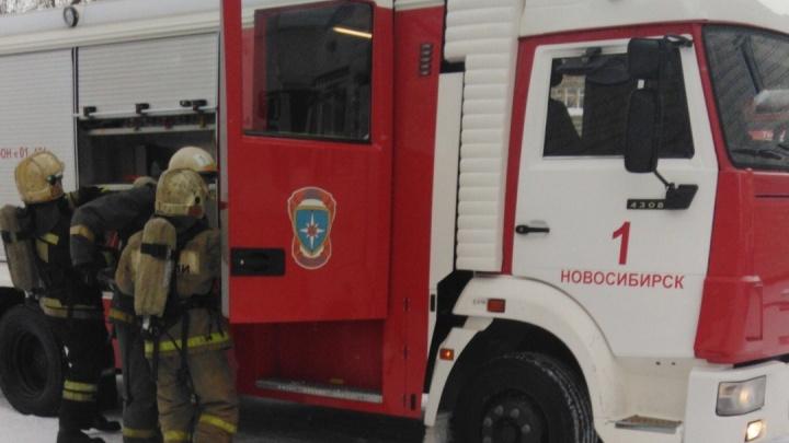 В пожаре в больнице погиб человек — очевидцы не исключают поджога