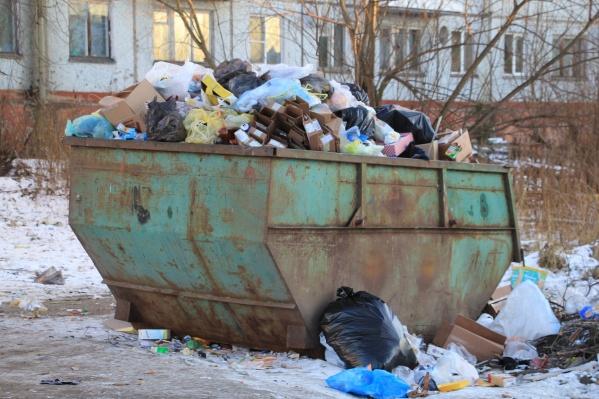 Вывозом мусора по-новому займутся с 1 января 2020 года<br>