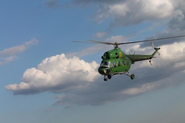 Предприимчивый шахтинец продал чужой вертолет
