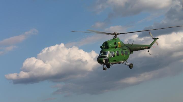 Улетел, но обещал вернуться: в Новочеркасске полицейские задержали шахтинца за кражу вертолета