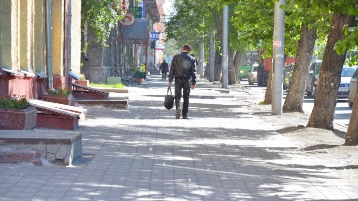 Выходные погорячее: в Новосибирск вернётся жара