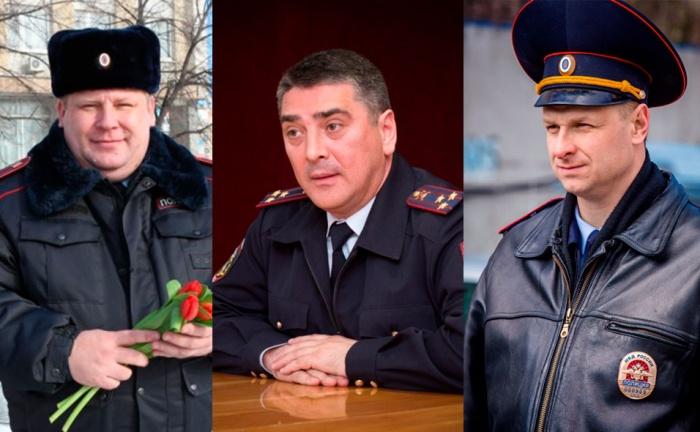 В ГИБДД называют троих достойных кандидатов на место Юрия Демина